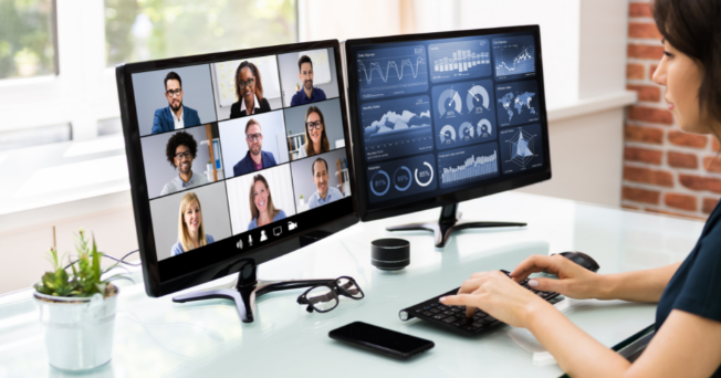 Steal the show during your online meetings